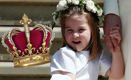 Вот такие традиции: кто мешает дочери Кейт Миддлтон стать королевской принцессой