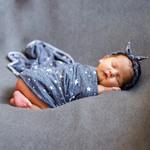 Про возраст фотосъемки новорожденного