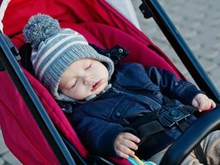 Сон в движении для малыша: вредно или полезно?