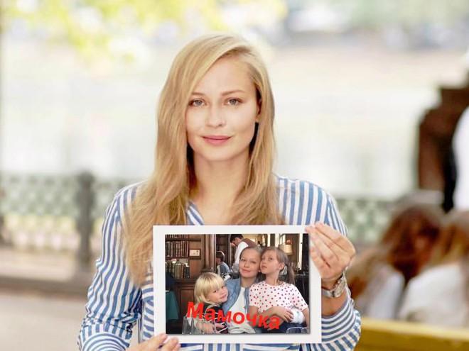 Видео: дочка Юлии Пересильд сделала маме трогательный подарок
