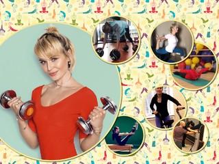 10 фитнес-помощников, которыми пользуются знаменитые мамы, чтобы быть стройными