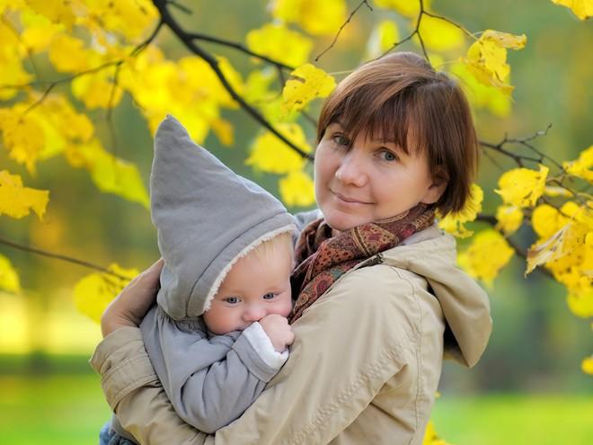 Монолог: «С первым сыном не получилось, родила второго...»