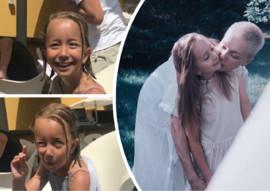 Дочь Дарьи Мороз передразнивает свою знаменитую маму