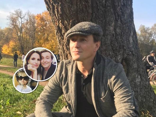 Сергей Безруков рассказал, что сам принимал роды у жены
