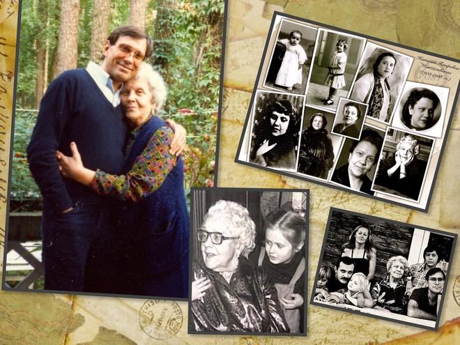Сестры Михалковы опубликовали уникальные семейные кадры в честь дня рождения бабушки