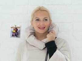 Мария Порошина показала фото с детьми на прогулке