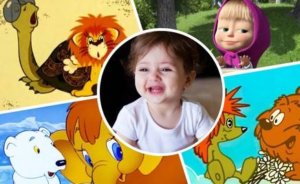 Смотрим и поем: лучшие мультфильмы с детскими песенками