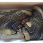Детская обувь 24-25,в дар