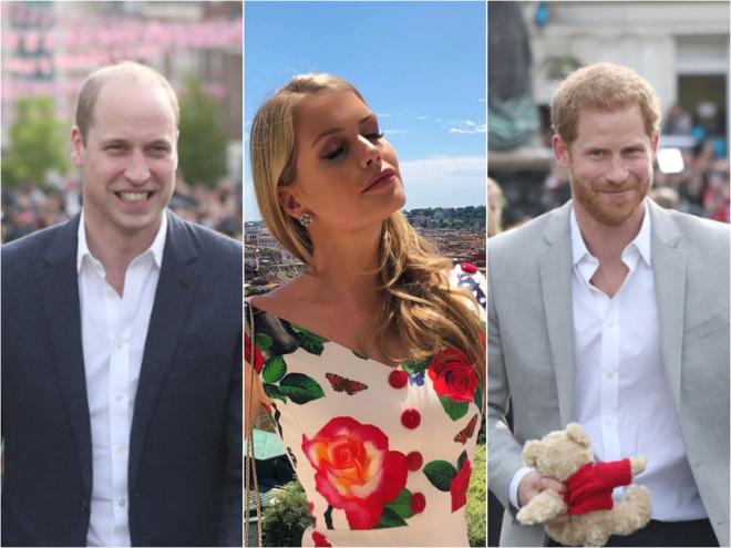 Это семейное: племянница леди Ди пошла по стопам принцев Уильяма и Гарри