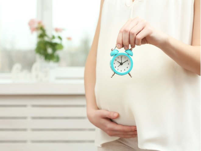 Третий триместр беременности