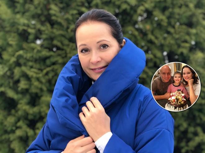 Ольга Кабо: «Первой реакцией мужа на мою беременность был шок»