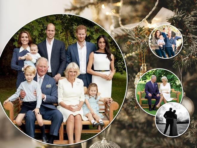 Ура, дождались! Новые семейные портреты королевской семьи к Рождеству