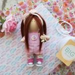 А у меня родилась куколка!!!