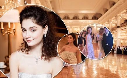 Дочь Егора Кончаловского поразила своей грацией на балу дебютанток