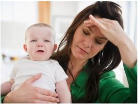 Что делать маме, когда ее все бесит