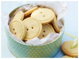 Мастер-класс: печенье-пуговицы