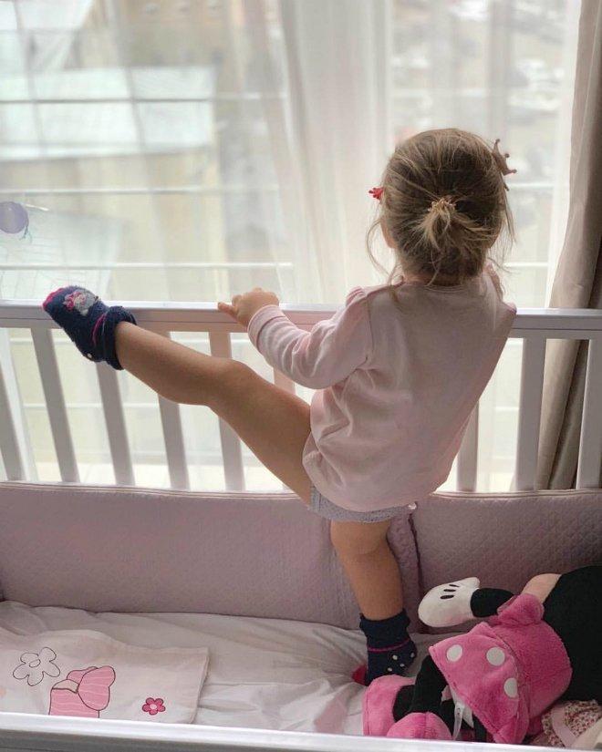Дочка Полина Гагариной станет балериной?