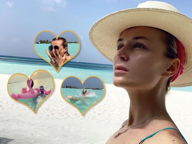 Муж Полины Гагариной показал забавное видео из отпуска