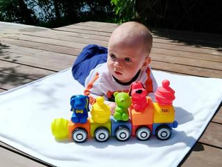 Лайфхак: как за 5 минут изменить ваш день с малышом к лучшему