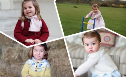 Трехлетняя принцесса Шарлотта обладает магическим эффектом
