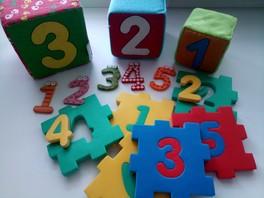 Изучаем цифры! Игры и советы!