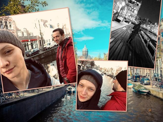 Екатерина Вилкова с мужем устроили себе романтические каникулы