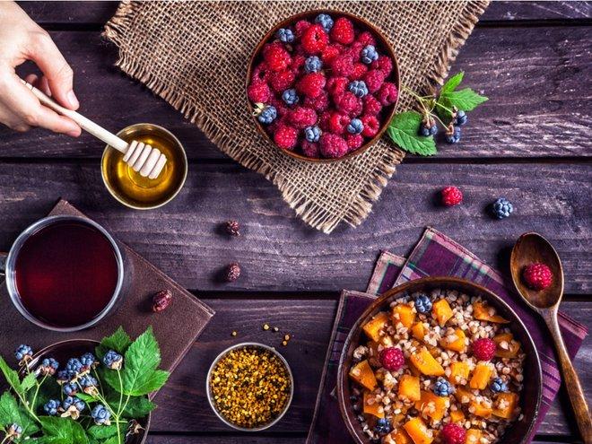 выход из гречневой диеты