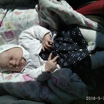 Варюше 3 месяца!!)))🎉🎉🎉