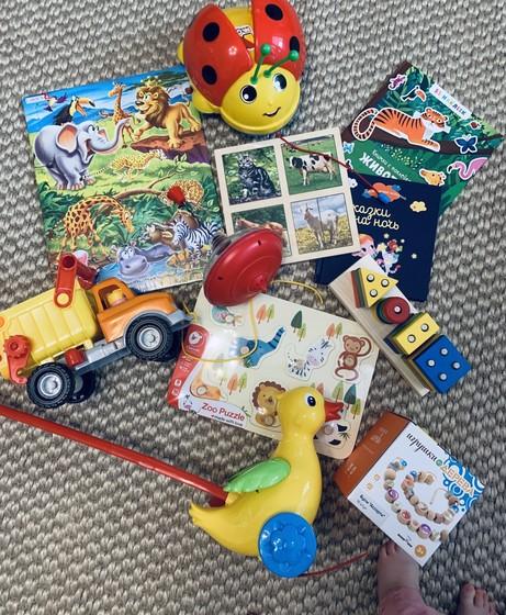 Покупки игрушек по рекомендации психолога
