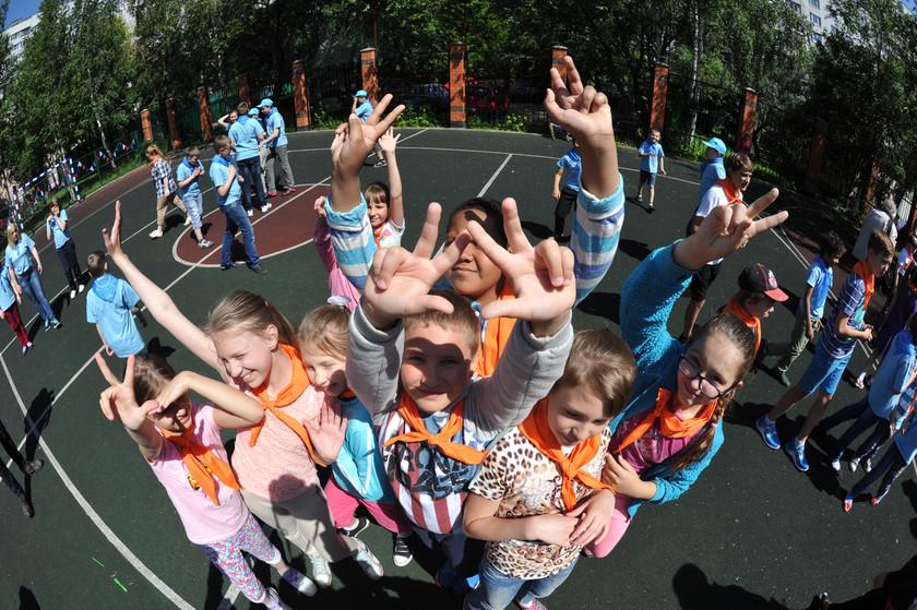 В российской столице подошла к концу июльская «Московская смена»