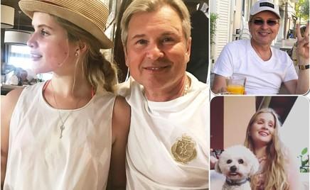 Дуэтом: Александр Малинин с дочерью спели романс
