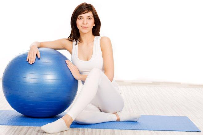 Фитнес на 18 неделе беременности