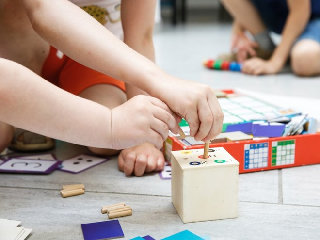 развитие детей по системе монтессори