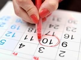 Календарь овуляции: как он работает и что о нем нужно знать