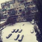 С первым снегом!
