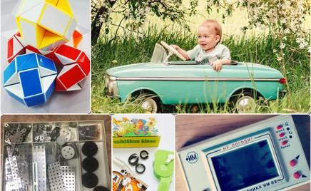 15 советских игрушек, которые хочется купить своим детям