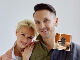 Татьяна Волосожар и Максим Траньков показали трогательные фото новорожденной дочки