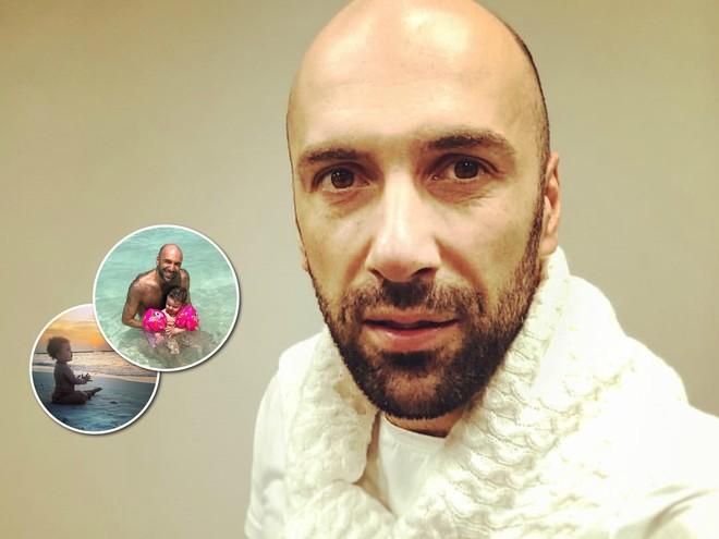 Папина или мамина: Евгений Папунаишвили показал подросшую дочку