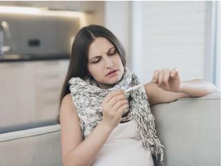 Температура при беременности на ранних сроках