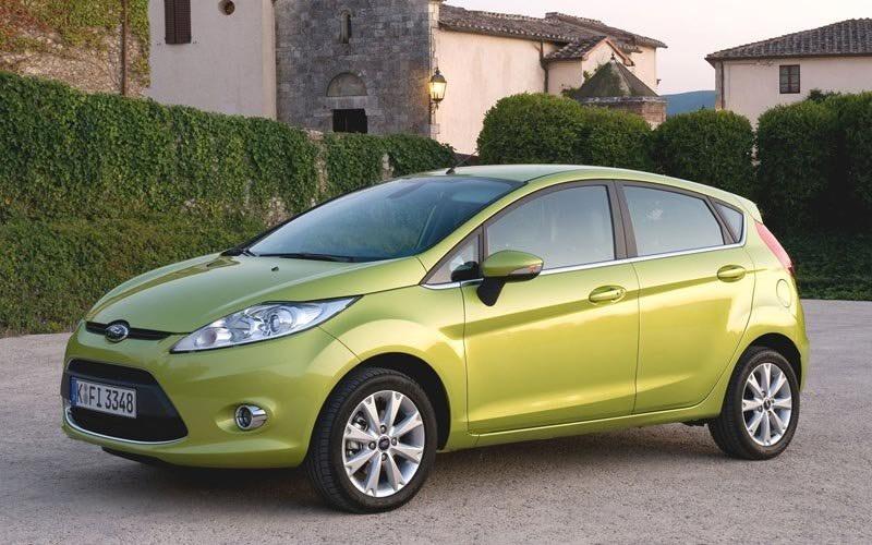 Владельцы Ford Fiesta 6 поколение 2008-2012 гв