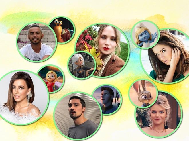 Говорит звезда: какие знаменитости озвучивали детские мультфильмы