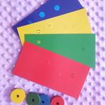 Развивающие игры с наклейками
