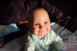 Маленький улыбашка. Поздравляем победителей