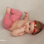 Мини съемки для малышей от 4 мес. до года Н.Новгород