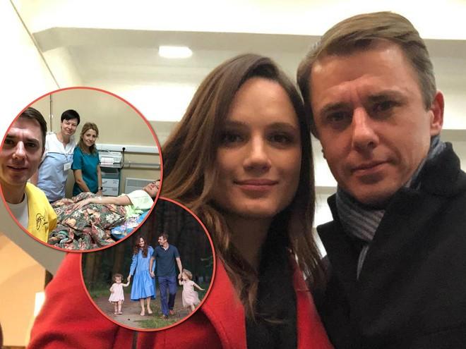 Игорь Петренко рассекретил имя новорожденной дочери