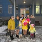 Вот мы и дома)))