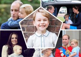 Молчание – золото: как Кейт и Уильям защищают Джорджа