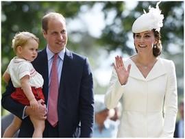 Крестины принца Луи будут только «для своих»