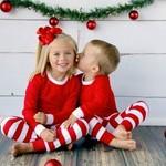 Детские стишки про Новый год