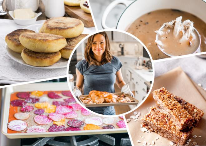 Мама на кухне: 5 рецептов от Дженнифер Гарнер